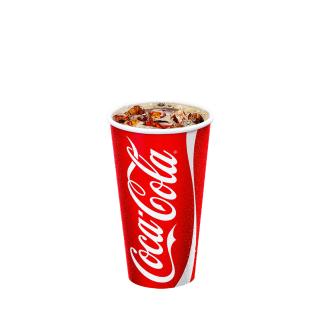 Напій газований Кока-кола S