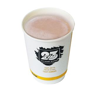 Какао з молоком XL