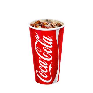 Напій газований Кока-кола М